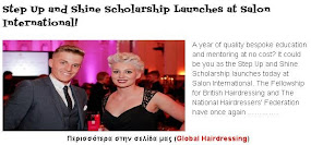 Step Up and Shine Scholarship Launches at Salon International!