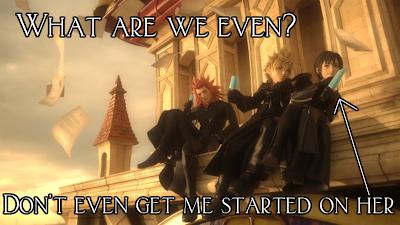 Kingdom Hearts Nobodies