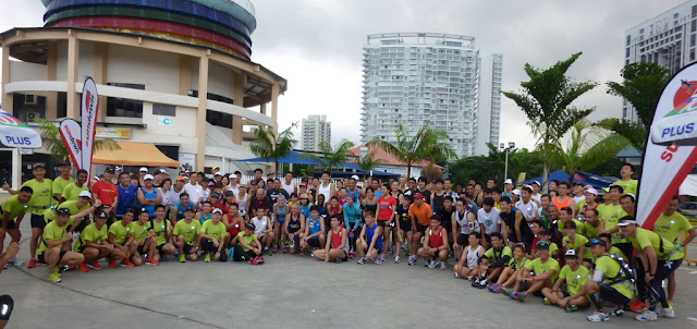 Sundown Marathon 2012 – Lead Up Run #2