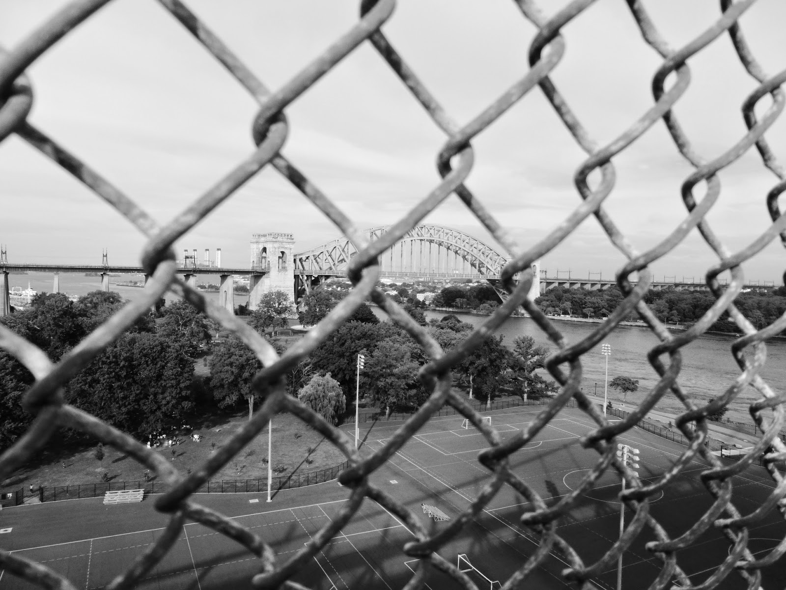 Walk on the RFK/Triborough Bridge