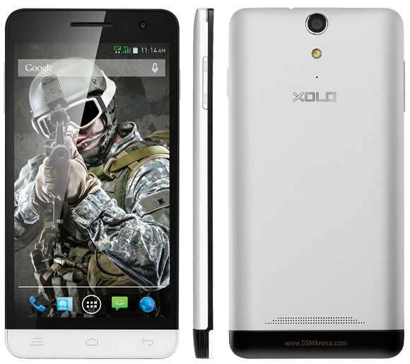 Xolo Play X8 1100 Official Firmware Stock Rom