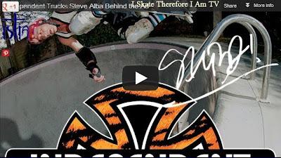 Steve Alba, Lance Mountain,  Backyard Pool, Skateboarding video