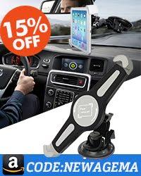 INNORI iPad Car Mount Tablet Car