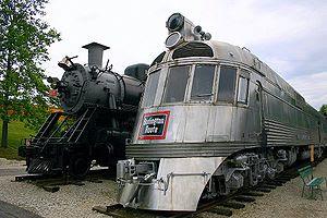 Loc. diesel y de vapor de los EE.UU.