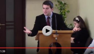 Marius Cruceru – Cum a sunat ultima predică a lui Andrei Pop?