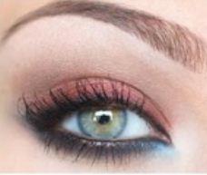maquillaje fcil y bonito para ojos