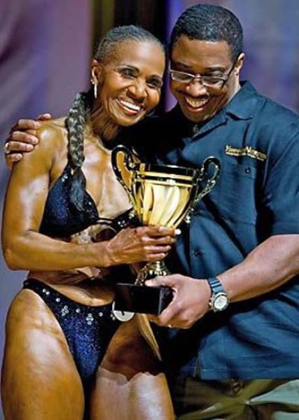 oldest+female+bodybuilder+in+history8 Oldest female bodybuilder in history (10 pics + video)
