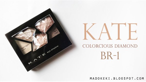 Kate Colorcious Diamond BR-1