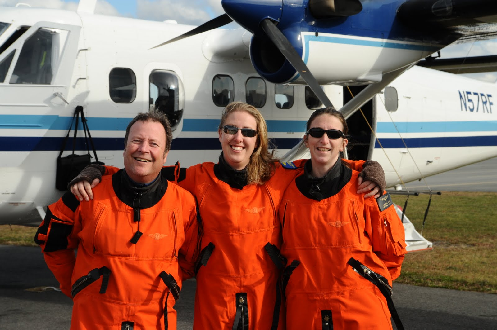 2010 NEFSC Aerial SurveyTeam