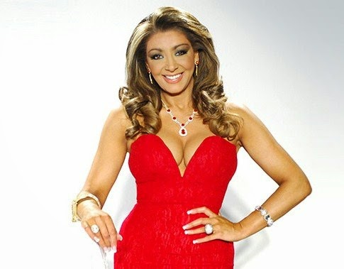 Real Housewives Of Melbourne Star Gina Liano Launches Shoe And Handbag Collection!