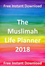 Free Muslimah Life Planner 2018