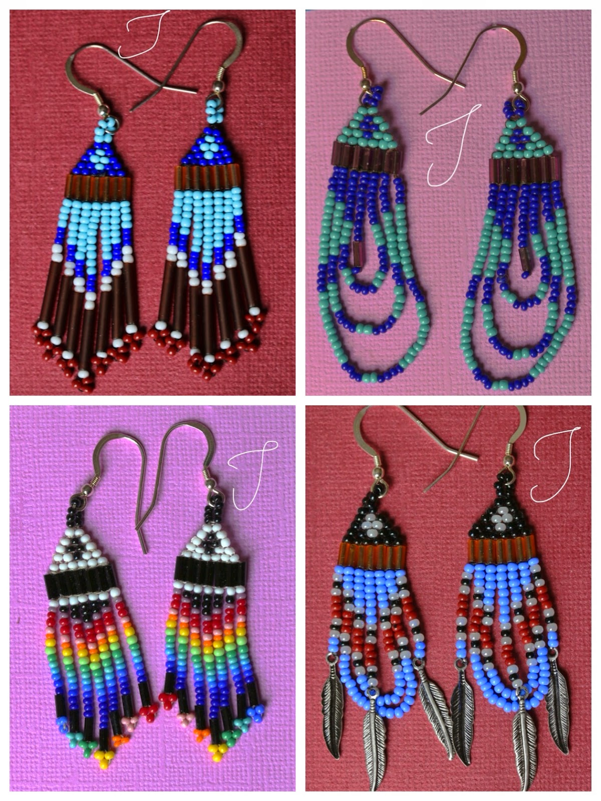 native-american-earrings-tutorial