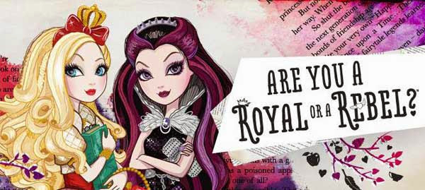 are you royal or a rebel ???