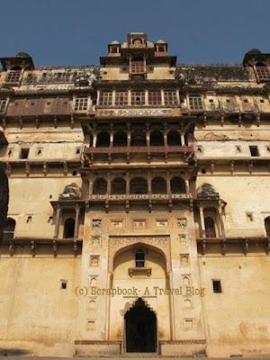 Datia Mahal satkhanda palace