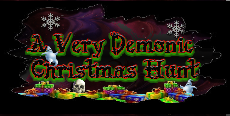 A Very Demonic Christmas Hunt