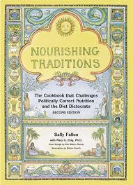 On My Shelf: Nourishing Traditions