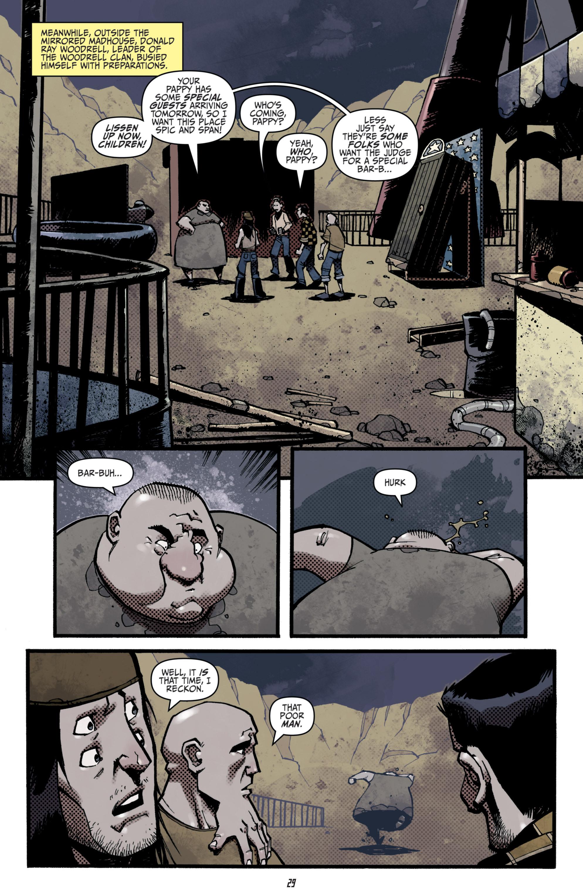 Read online Judge Dredd (2012) comic -  Issue # _TPB 3 - 29
