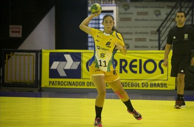 Patricia de Jesus (BRA) al Handball Polaco | Mundo Handball