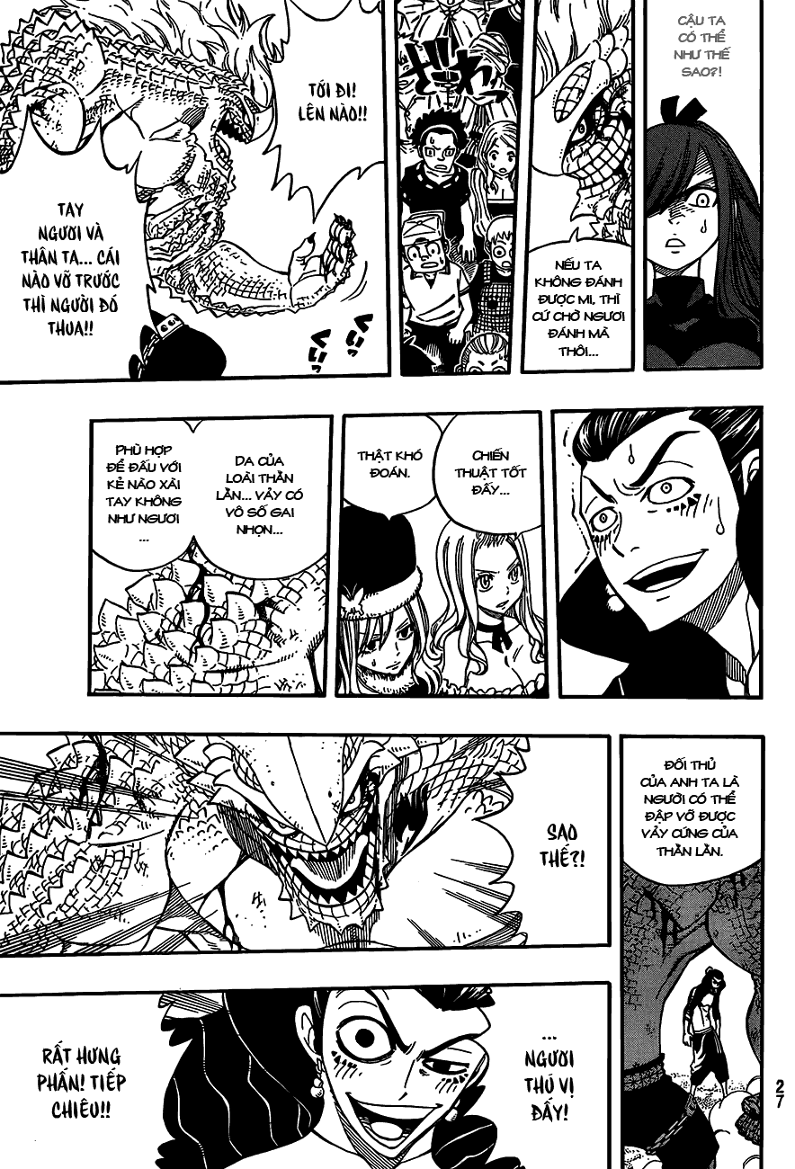 Fairy Tail chap 278 page 19 - IZTruyenTranh.com