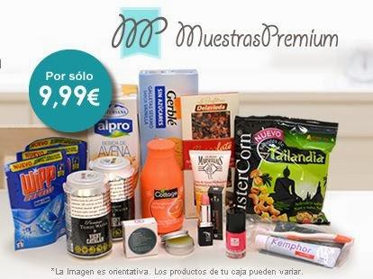 muestras Premium Bienvenida