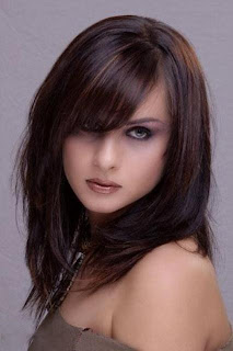 Hairstyles for long hair 2013