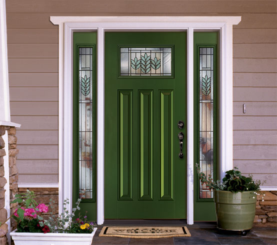 Qa Painting Exterior Door