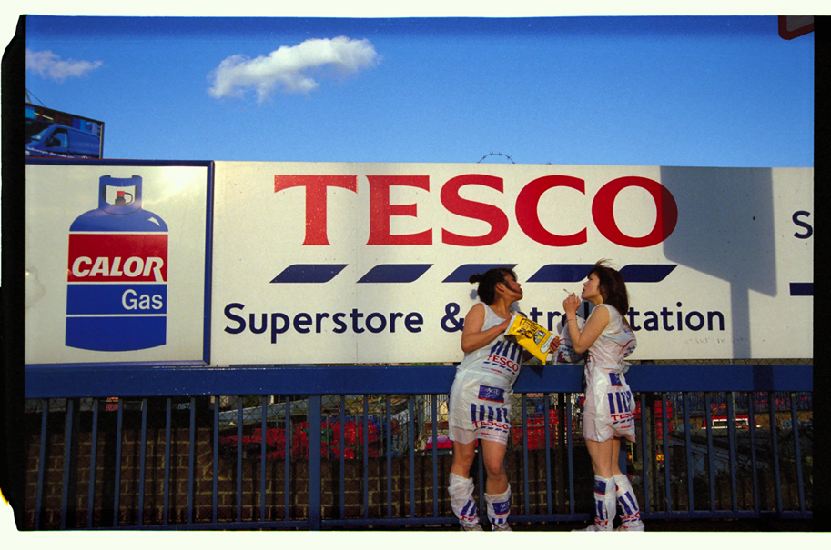 Tesco+girls