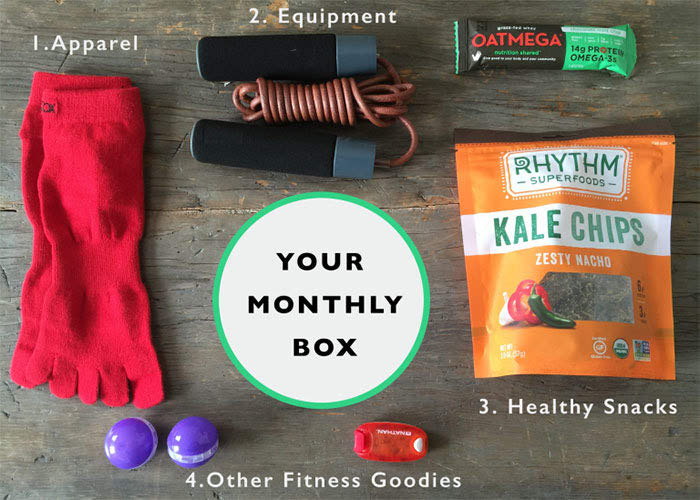 New Subscription Boxes to Make This Your Healthiest Year Yet