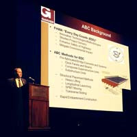 Langhammer Gives Presentation on ABC Methodology at Auburn Transportation Conference