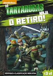Baixe imagem de As Tartarugas Ninja: O Retiro (Dublado) sem Torrent