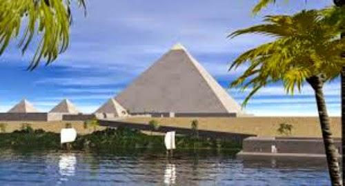 EGIPTE, DE LES MASTABES A LES PIRAMIDES