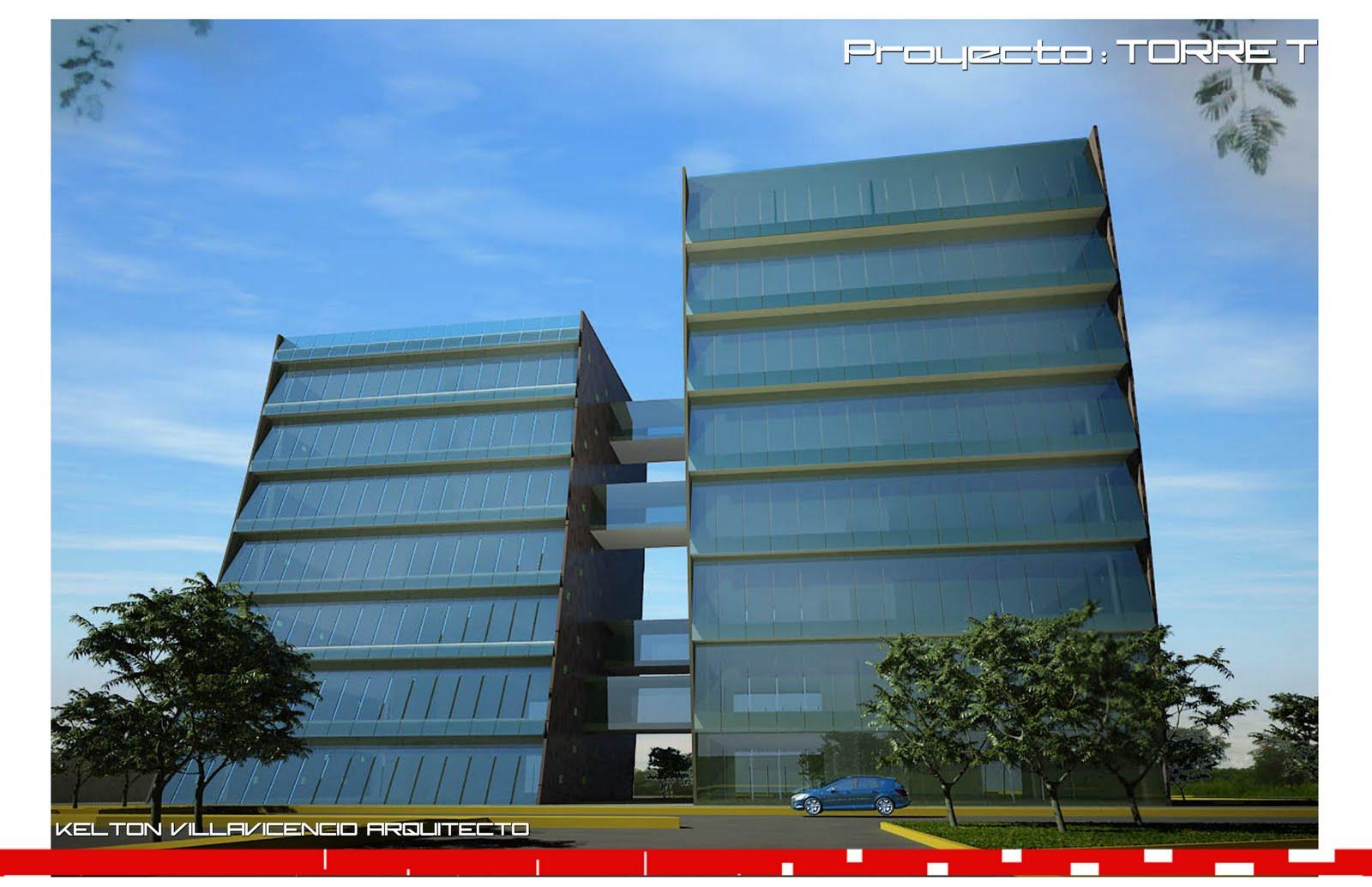 Torre t kelton villavicencio arquitectos - Arquitectos madrid 2 0 ...