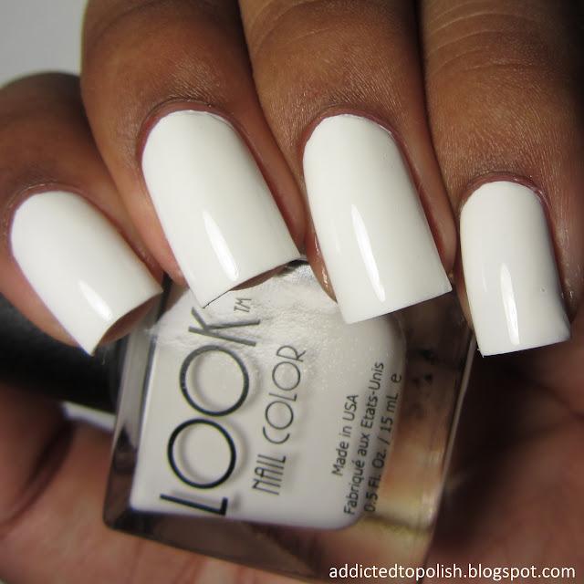 look nail color broad stripes bright stars
