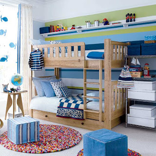 Kids Room Decorating Ideas Boys | Cookey Cat Wall For Kids
