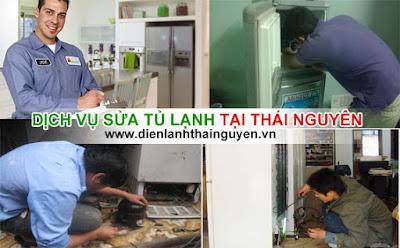 Sửa Tủ lạnh tại Thái Nguyên