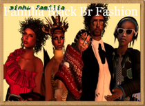 Família Black BR - Fashion