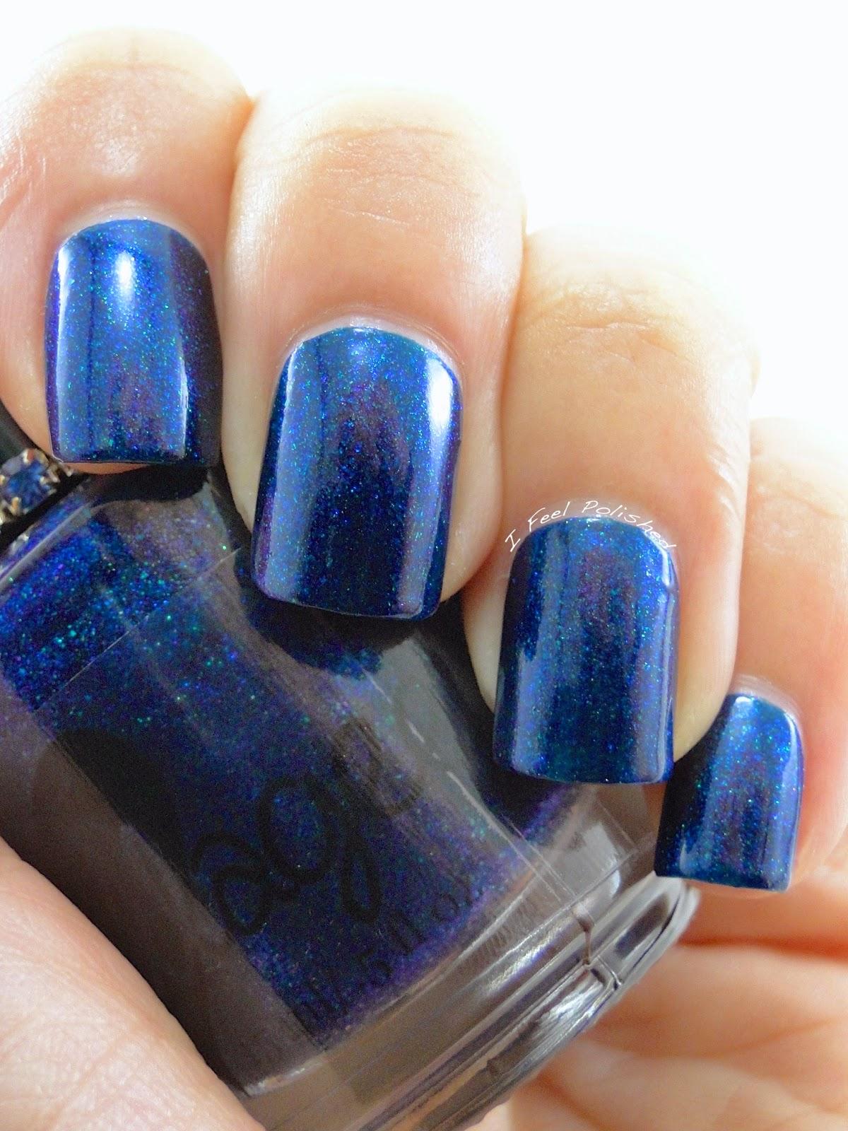 ellagee Glimmering Sapphire