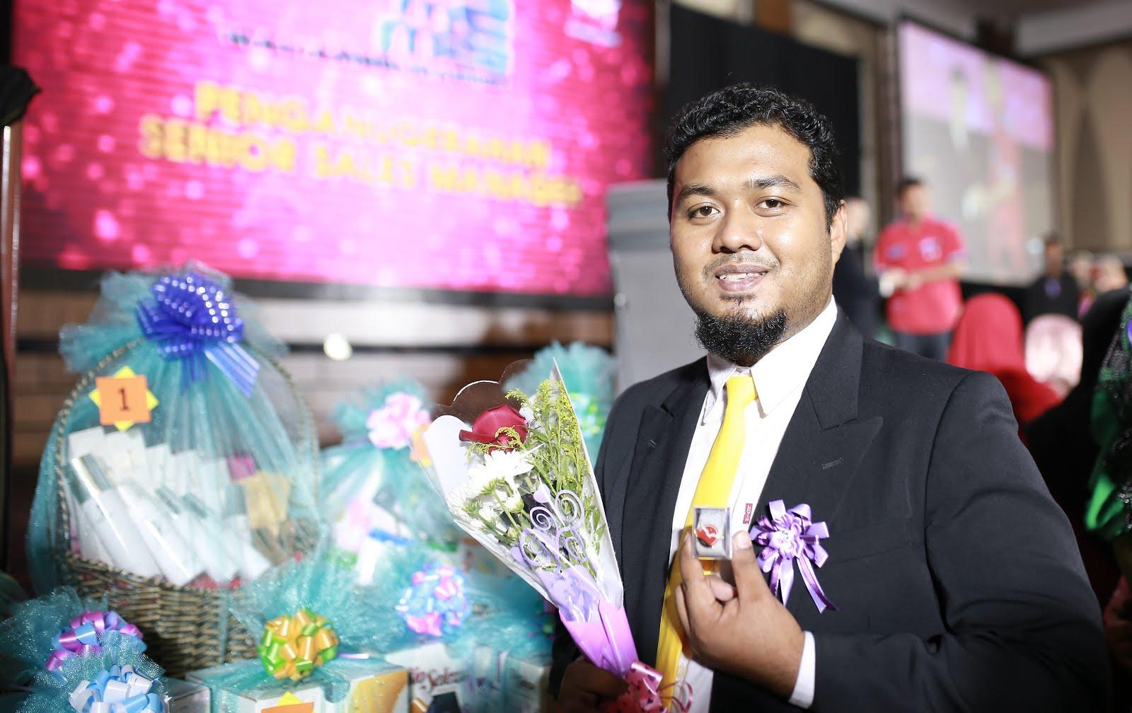 RM60,000 SALES ACHIEVEMENT