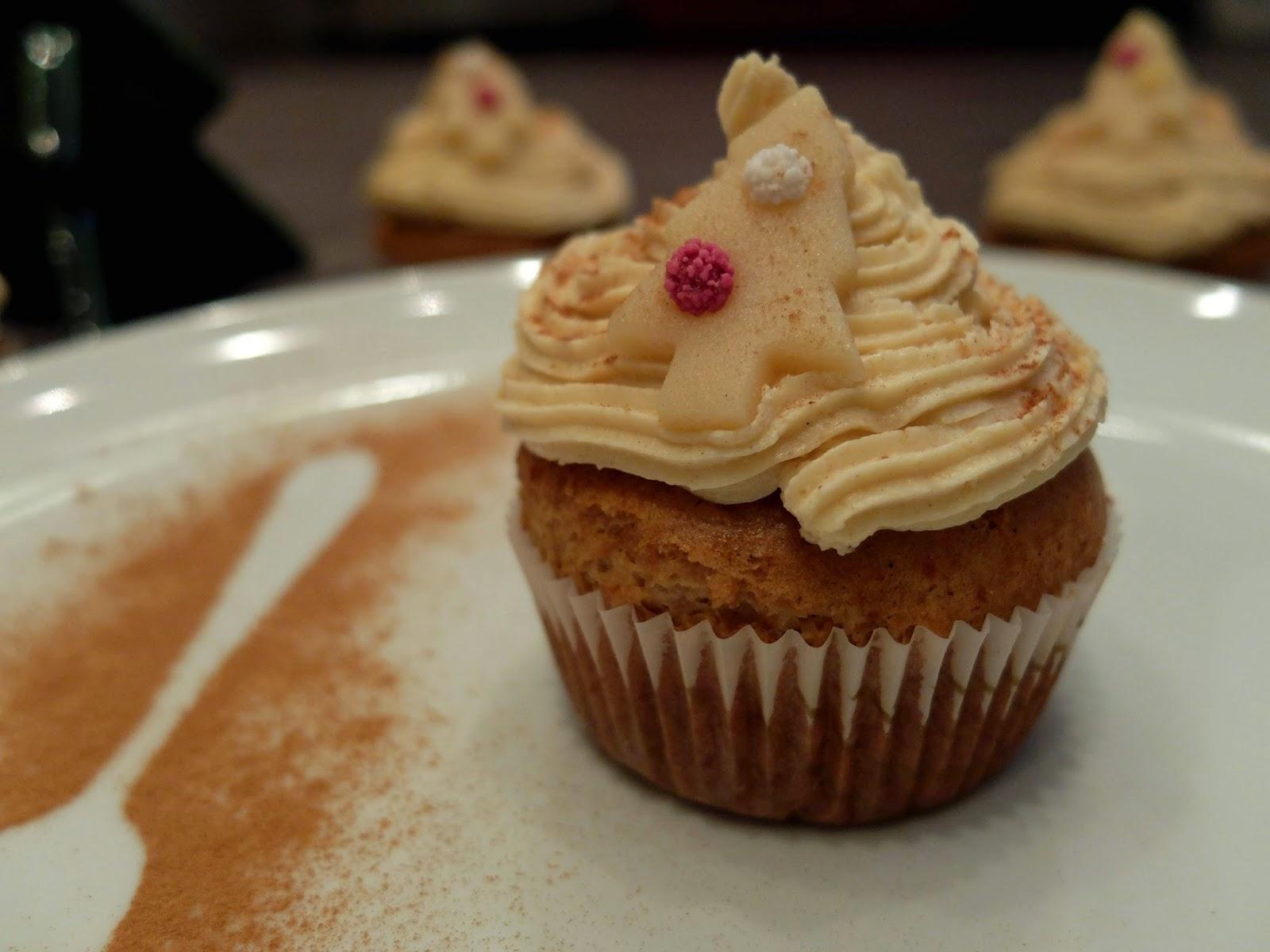 Cupcake Weihnachten