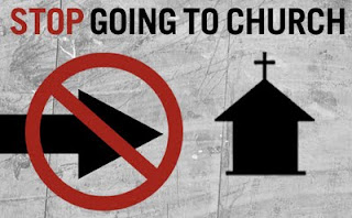 3 reasons why they stopped going to church image