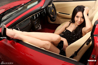 Supermodel Sonia Sui Taiwan girl naked ad sexy photo 5