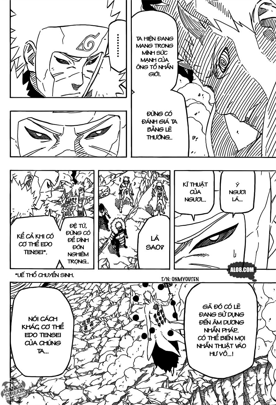 Naruto chap 642 Trang 4