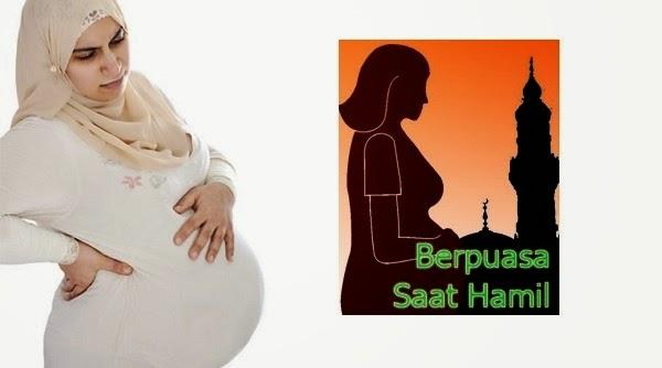 wanita hamil berpuasa