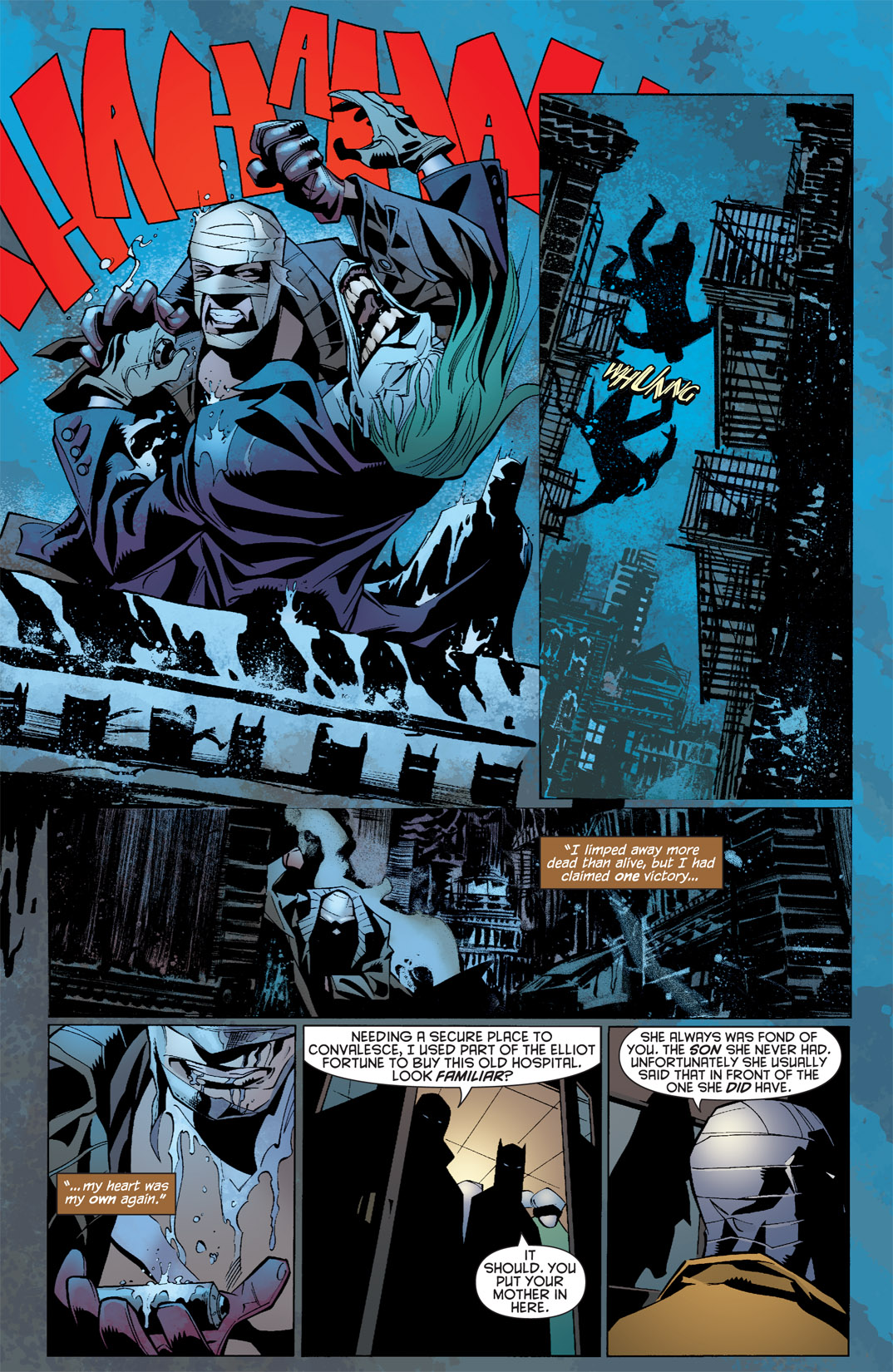Detective Comics (1937) Issue #849 Page 18