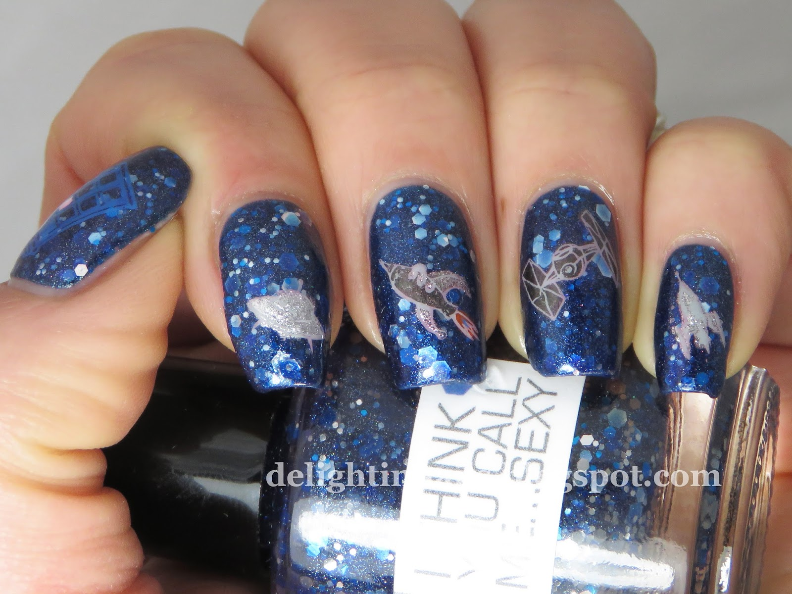 Delight In Nails 40 Great Nail Art Ideas Things That Fly