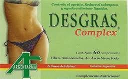 Desgras Complex Adelgazante