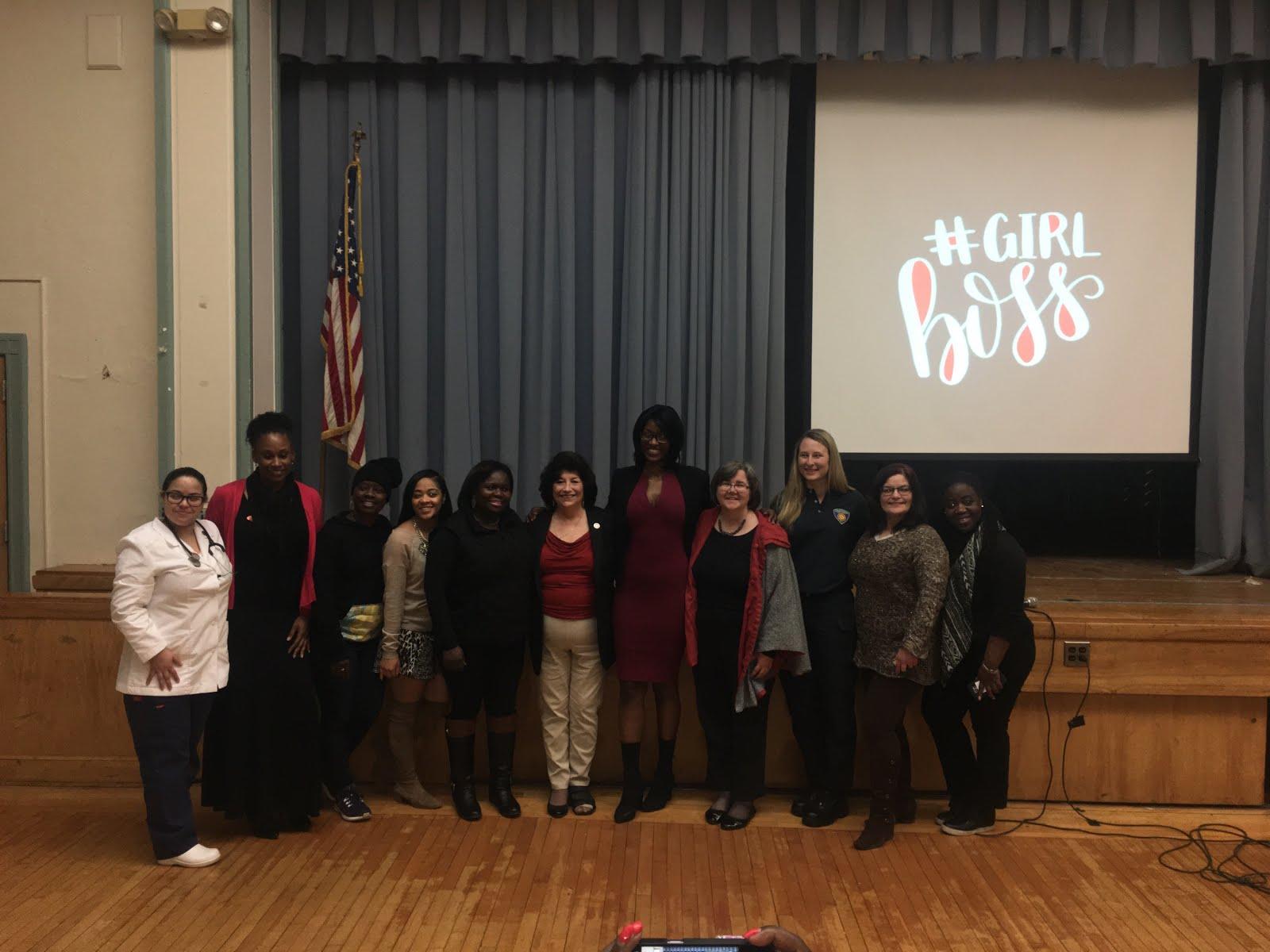 Women's Leadership Event, Roselle