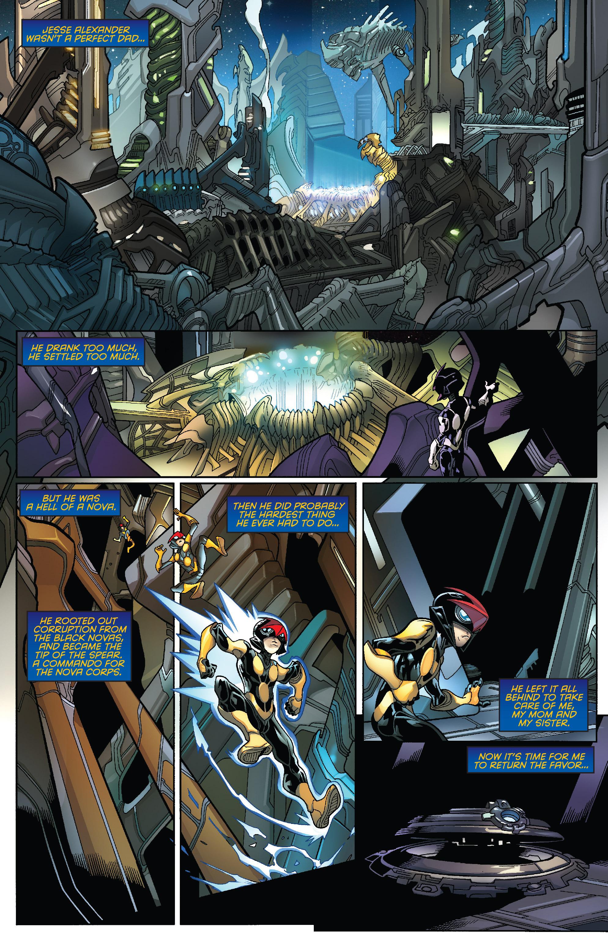 Nova (2013) - Chapter  21 | pic 7