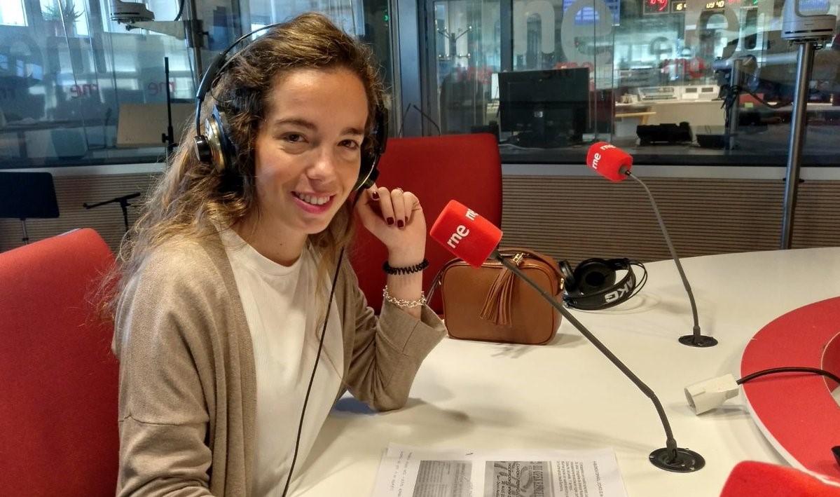 """PILUCA ÍÑIGO FICHA POR """"NEUDC"""", DE RNE"""