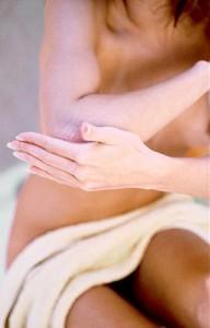 El tratamiento neyrodermita a los chiquitines